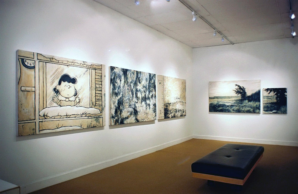 The Medium of Proof  exhibition, Elissa Cristall Gallery