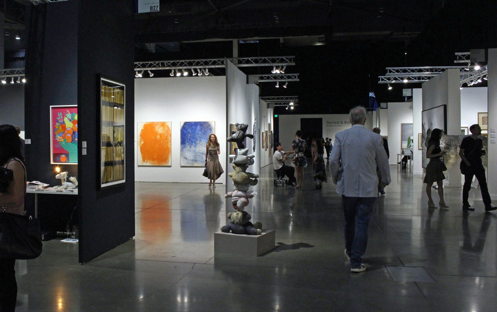 Seattle Art Fair, CenturyLink Field Event Centre, Seattle