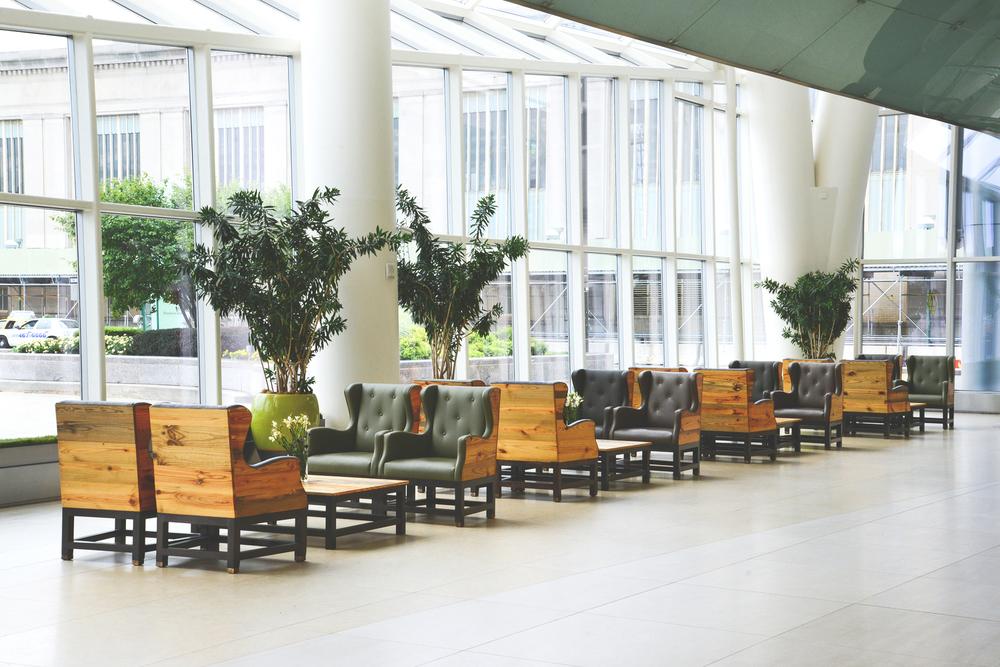 Cira Center Lobby