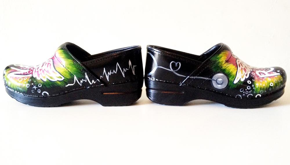 Night Nurse Dansko Professional Clog Hourglass Footwear Its