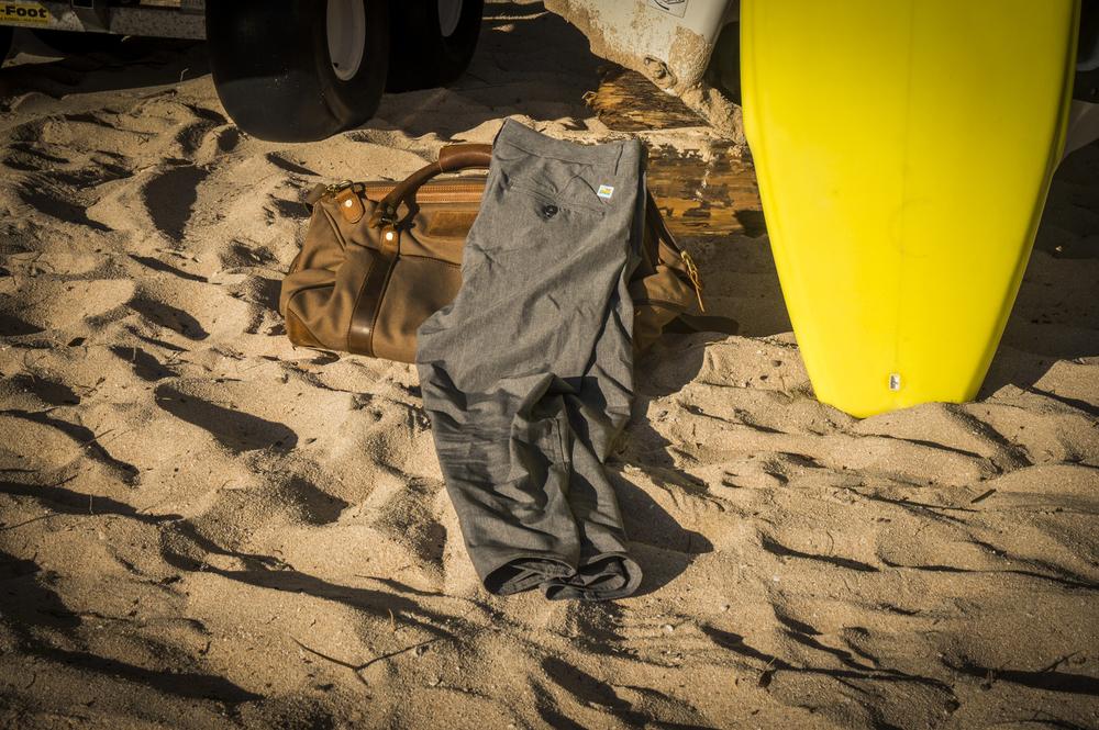 luxury surf duffle bag lux barrel