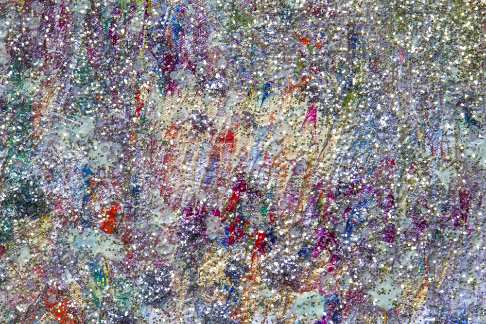 Detail of Untitled Sparkler