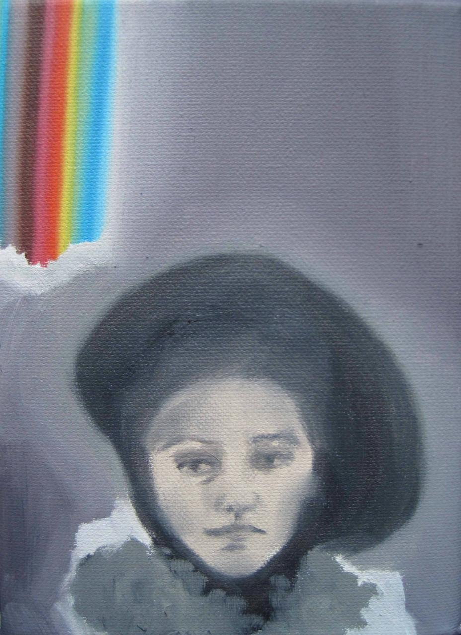 """""""Lucie"""" - C. S. Genest"""