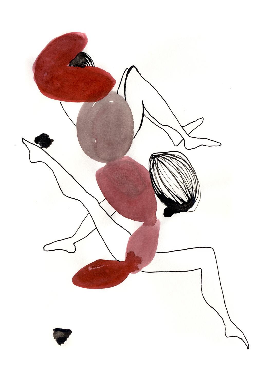 """Dance"" - C. S. Genest"