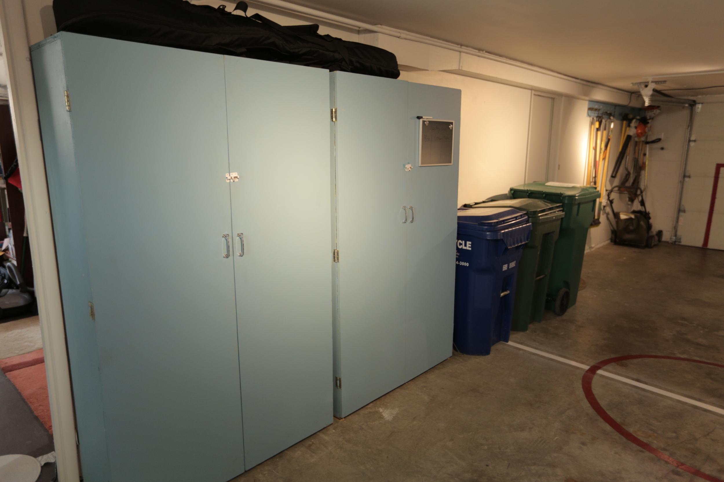 Garage After 3