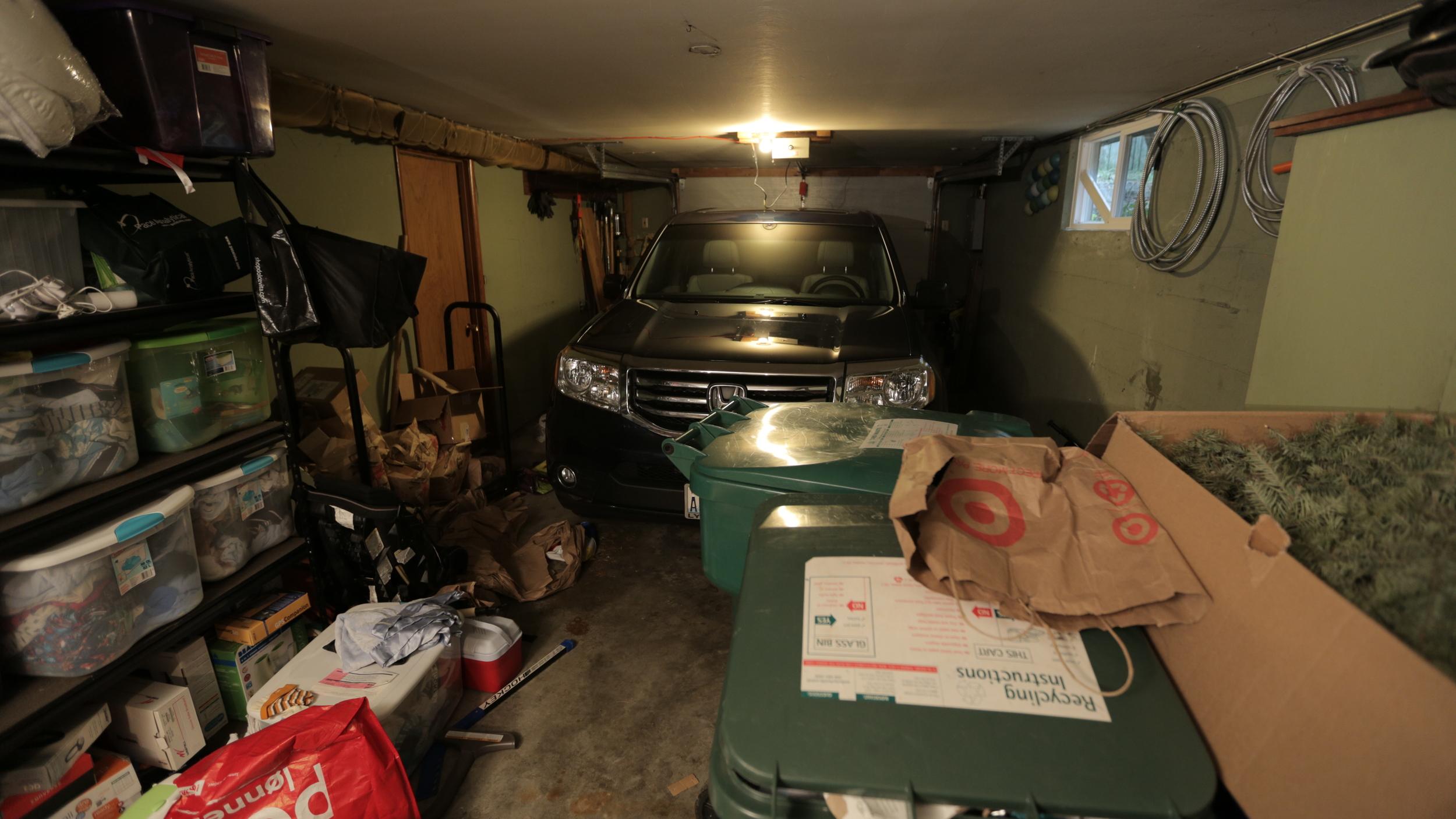 Garage Before 1