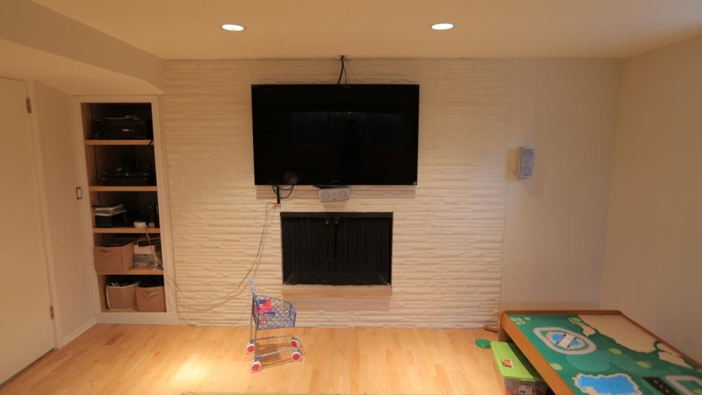 Living Room Before 3
