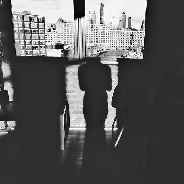 Shadow Self, by Oriana Koren.