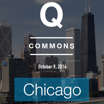 Q Commons      10/9 @ 7pm      A creative dialogue from national & local experts to advance good across a range of topics.