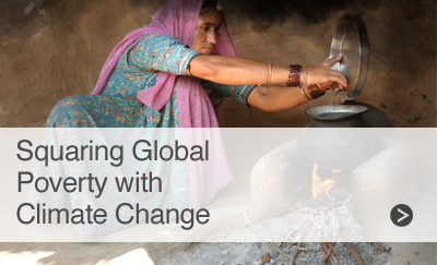 Squaring Global Poverty with Climate Change