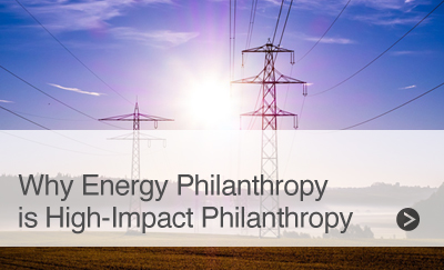 Energy Philanthropy