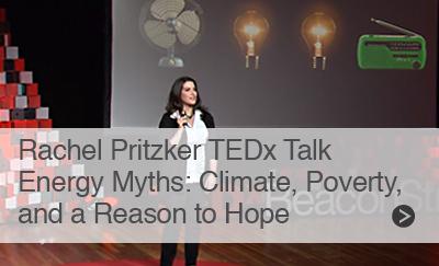 Rachel Pritzker TEDx Talk