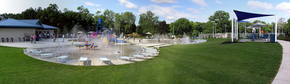 McNaughton Water Park