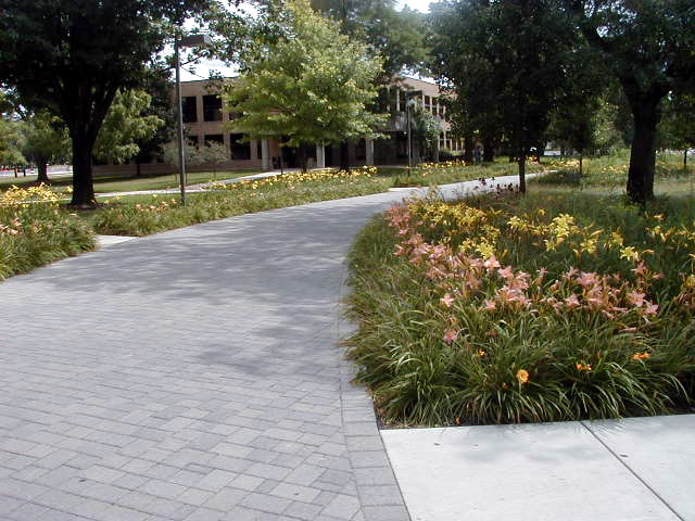 Founder's Plaza