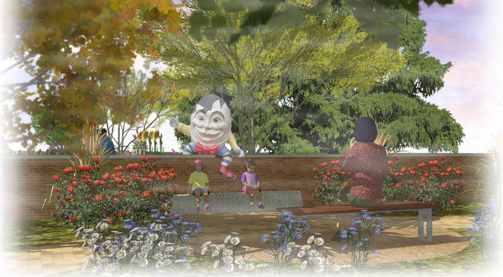 Storybook Garden