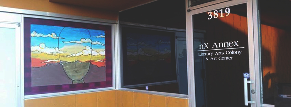The nX Annex is a place to enjoy art, poetry, music, and more. It is a division of Nexus Community Collaboration (NxCC), a 501 (c)(3) non-profit organization, based in Bakersfield, CA.