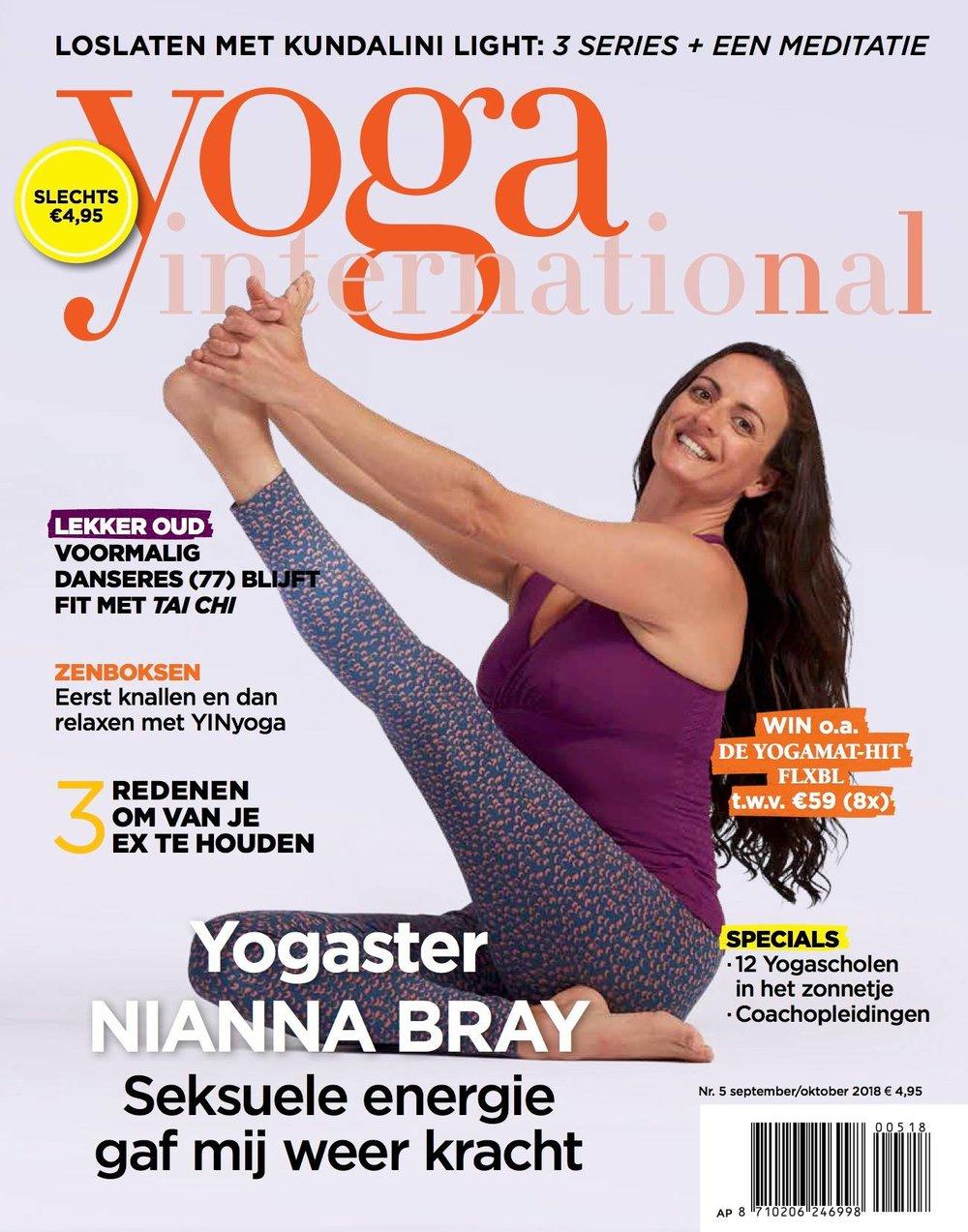 Yoga International - Hoalland 2018