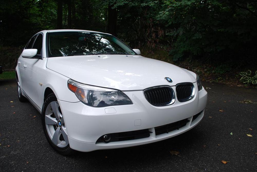 BMW 525 XI Sale Prep