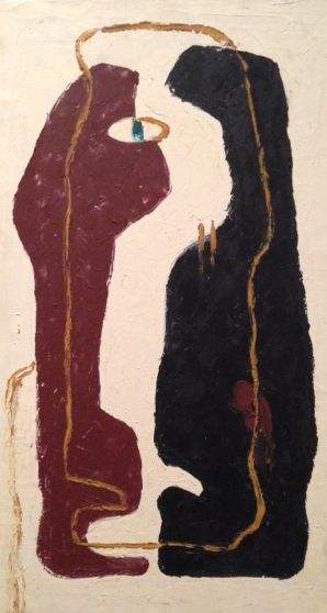 Clyfford Still,  PH-277, 1940