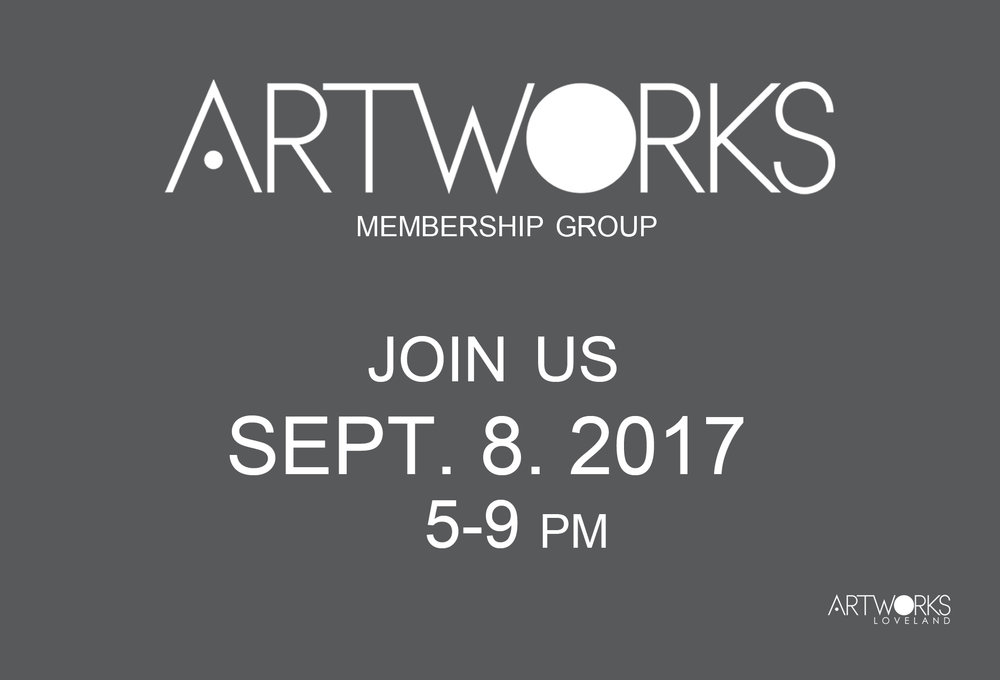 Learn more about becoming an Artworks Member here!