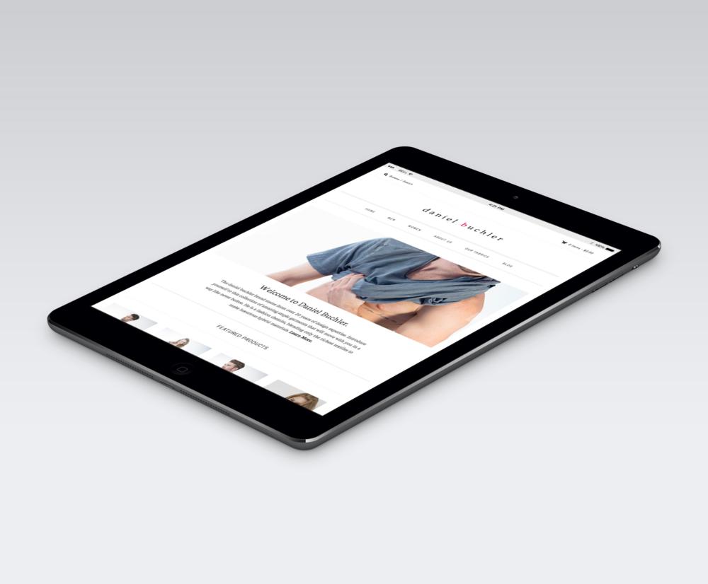 Mobile Ipad Experience