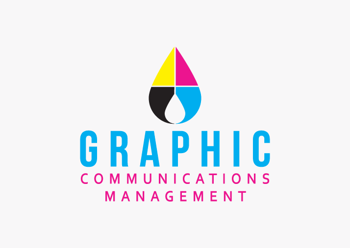 Graphic Communications Management   This logo was created as and updated concept to Ryerson University's Graphic Communications Management program.
