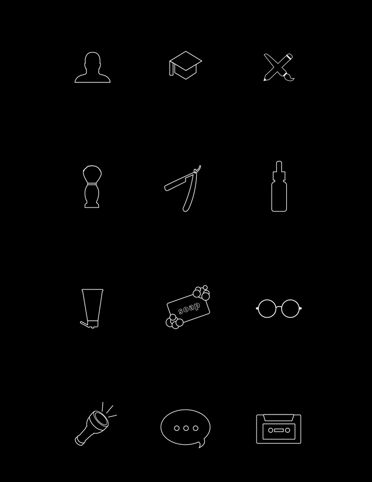 Icon Design - Set 4