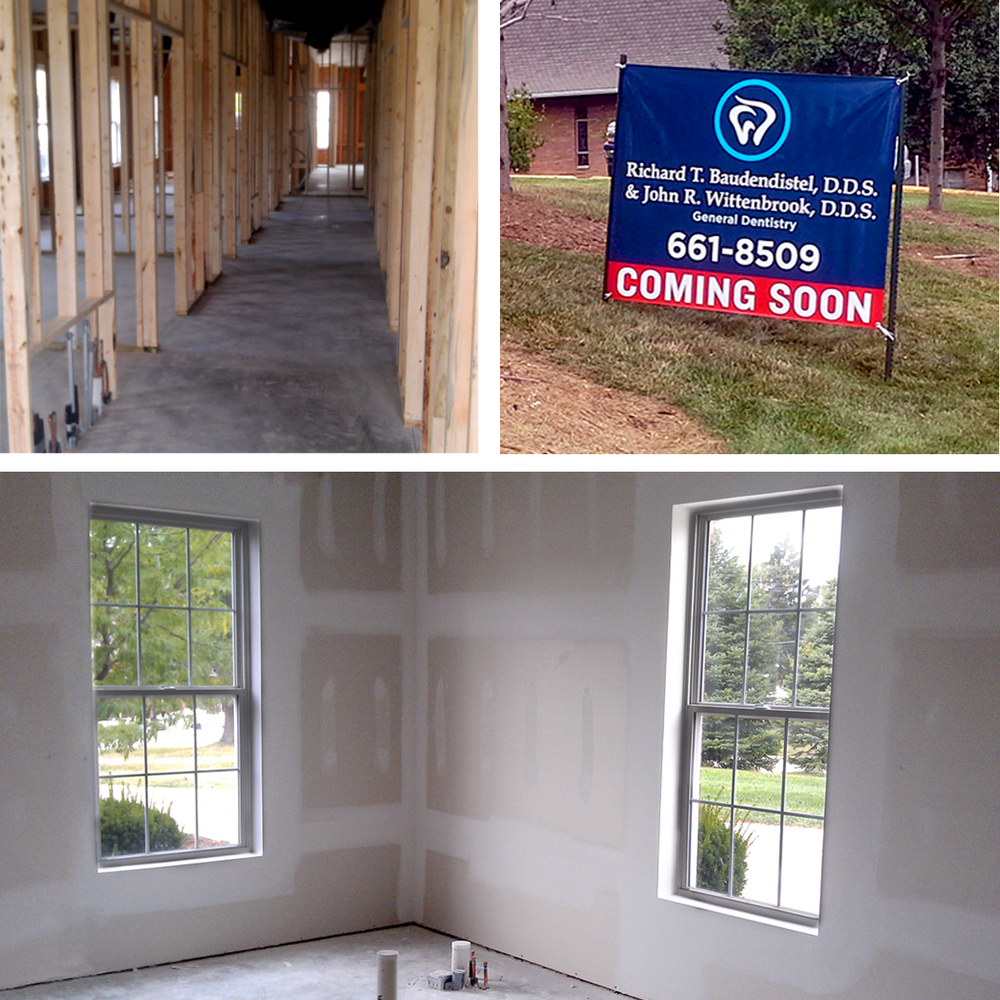 New Location Under Construction