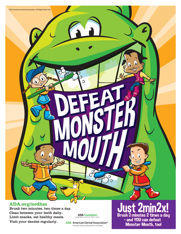 Our Office Will Be Posting Activity Sheets Articles And Fun Facts In Celebration Of National Childrens Dental Health Month On Website Facebook
