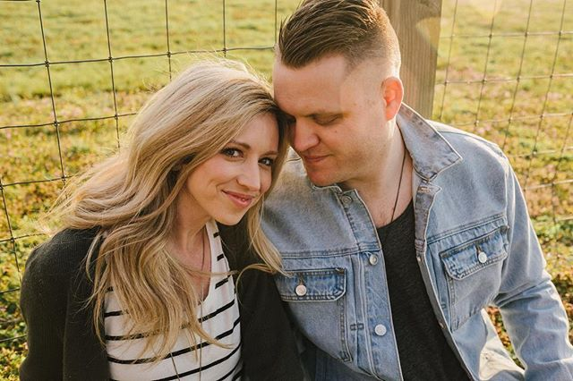 "One of our favorite weeks of the year is coming up for me and Ash! I love celebrations and it's this girl's birthday later this week AND we celebrate 9 years of marriage on Wednesday.  To be ""mushy"" means to be excessively sentimental...............................get ready for the mush✌🏻📸: @colinmukri"