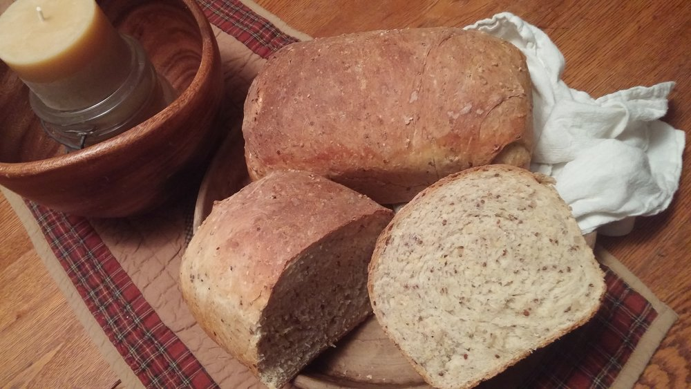 Struan, recipe adapted from Peter Reinhart's Artisan Breads Every Day