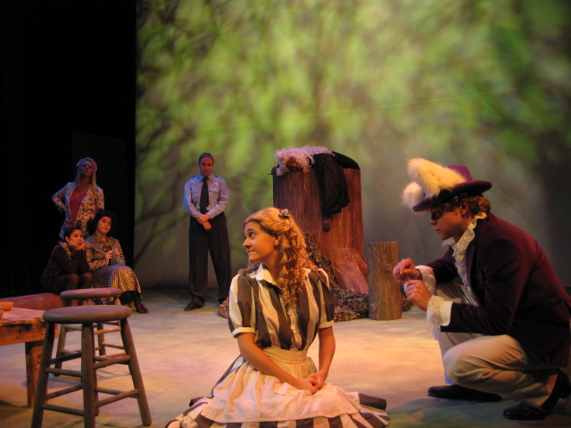 Goldilocks on Trial  Scenic Design Gallery