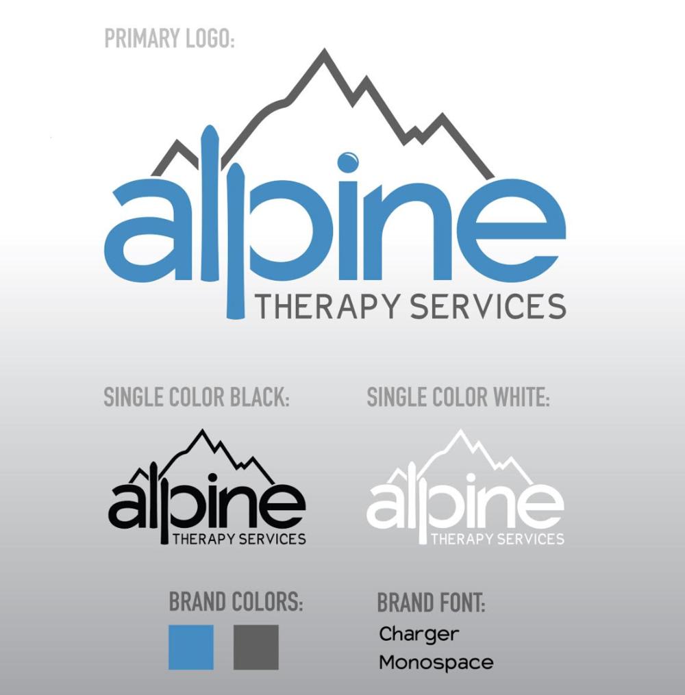 Alpine Therapy Logo