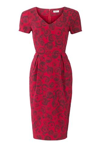 Lauren Rose Dress | People Tree |£78.00