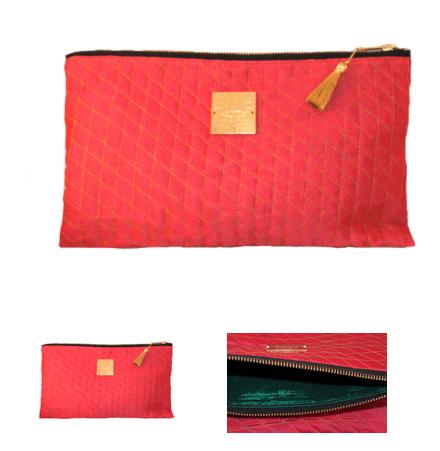 PB Clutch Pink | Priya | $39.99