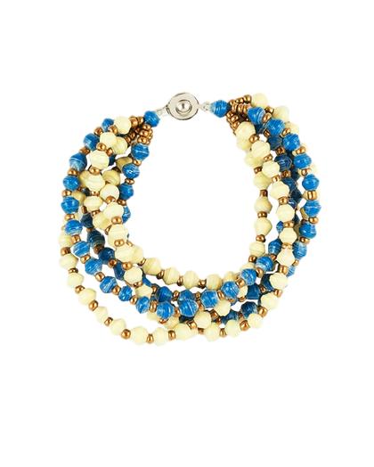 Bloomy Bunch Bracelet | Dignify | $32.00
