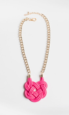 Bless Your Heart Necklace | Knotty Gal | $125.00