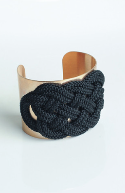 Rumor Has It Brass Cuff | Knotty Gal | $75.00