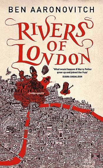 The Rivers of London Series by Ben Aaronovitch