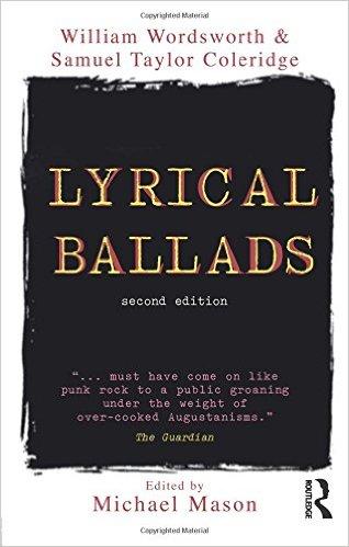 Lyrical Ballads by Wordsworth & Coleridge