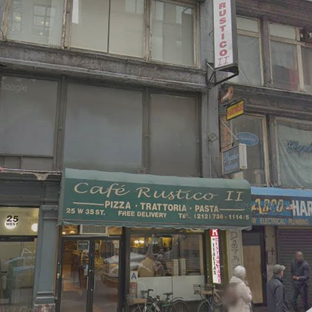 A #NYC home to magicians is about to close. Last couple weekends at Café Rustico II before it's torn down. #magic
