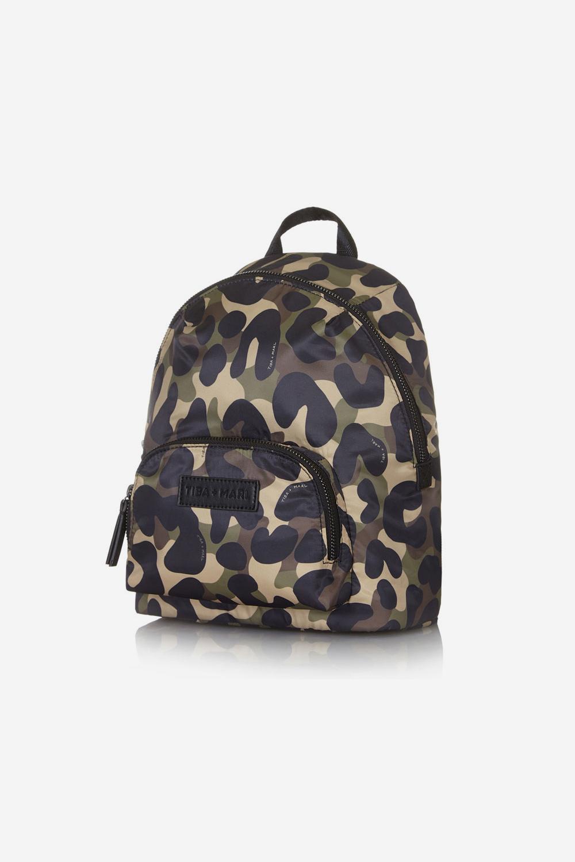cac19eff92 Mini Elwood Kids Backpack Camo — Tiba + Marl