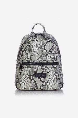 d676ea52ee0f6 Miller Backpack Tonal Snake Print ...