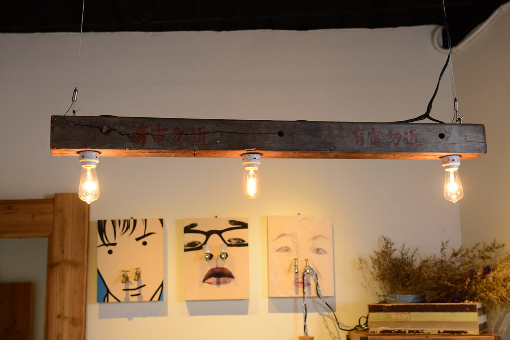 LA05 ceiling lamp (L08-120)  已售出/已停售