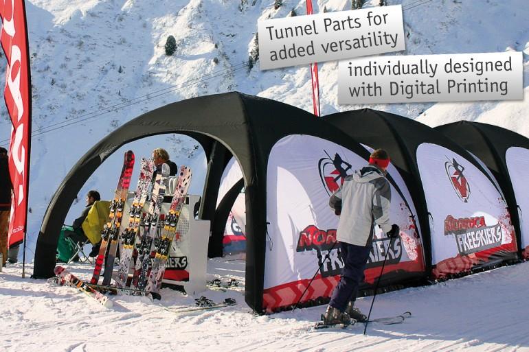 xgloo-promotie-tenten-gekoppeld-sneeuw