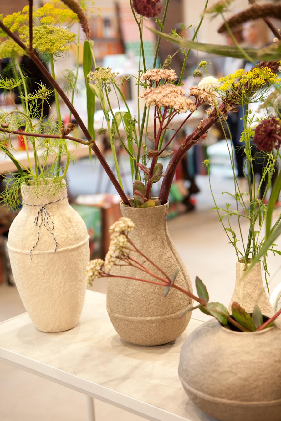 De bloem- en groenaankleding wordt al vanaf de eerste editie verzorgt door Saskia de Valk van Vlinder & Vogel.