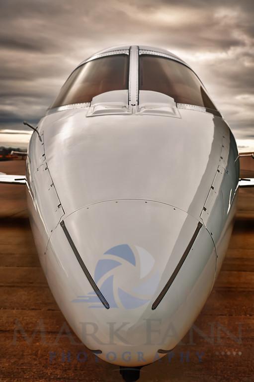 A Learjet Photo