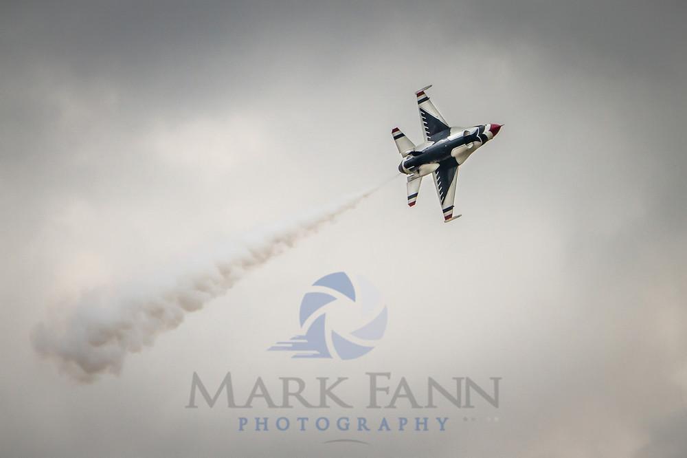 F-16 Thunderbird Photo