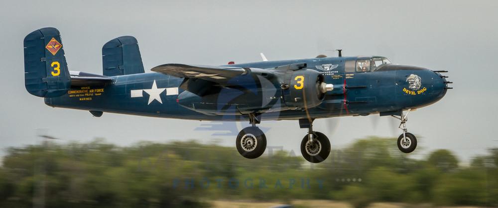 B-25 Photo