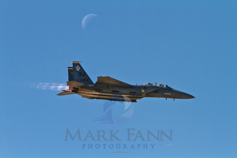 A F-15E Strike Eagle Photo